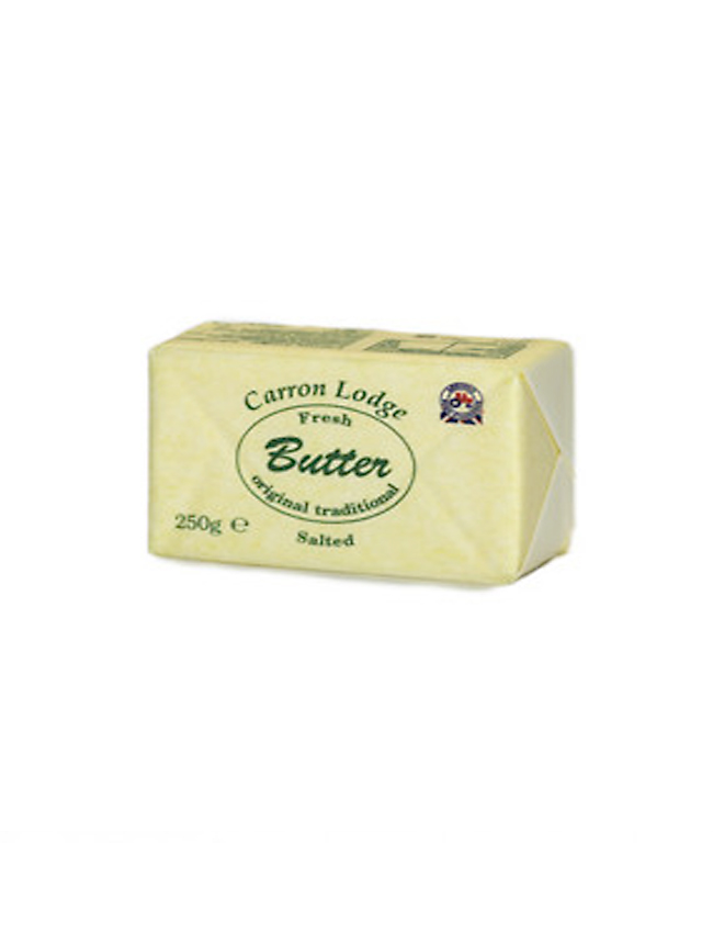 Carron Lodge Butter