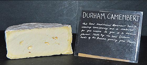 Durham Camebert