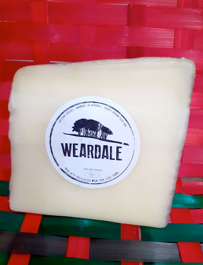 Weardale Cheese
