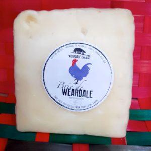 Weardale Cheese Brie De Weardale