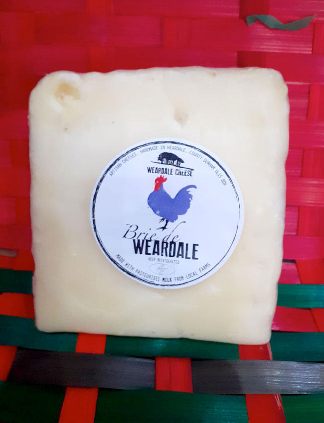Brie De Weardale