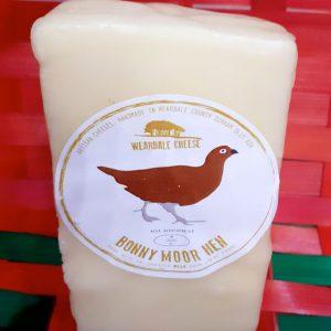 Weardale Cheese Bonny Moor Hen