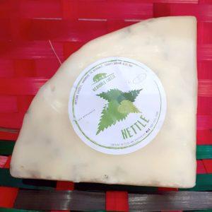 Weardale Nettle Cheese