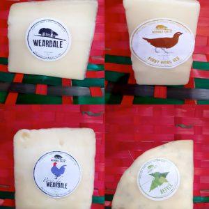 Weardale Cheese Selection