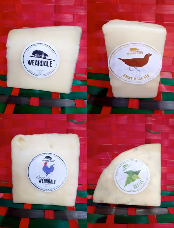 Weardale Cheese Selection