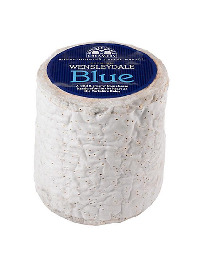 Wensleydale Blue Cheese