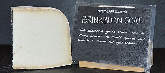 Brinkburn Goat