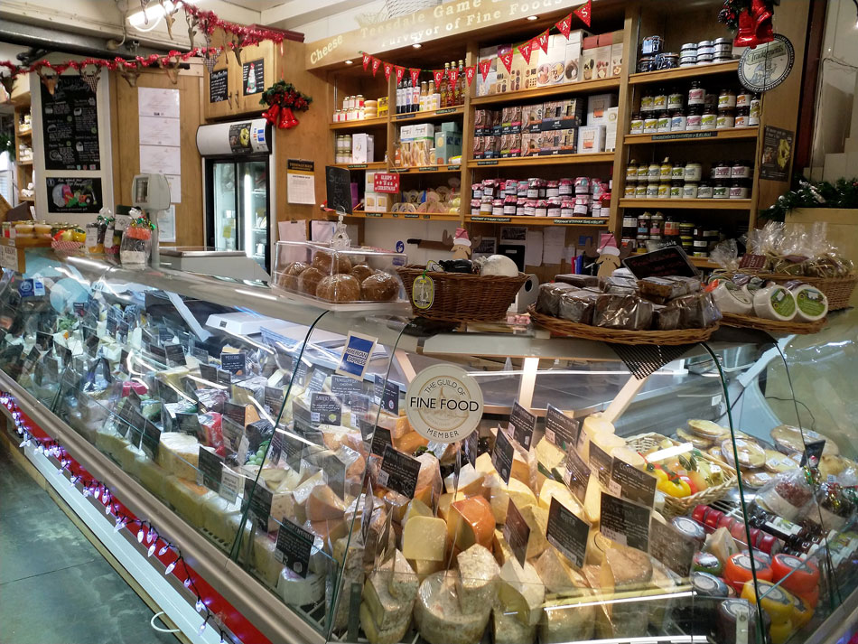 The Cheese Game Cheese Counter