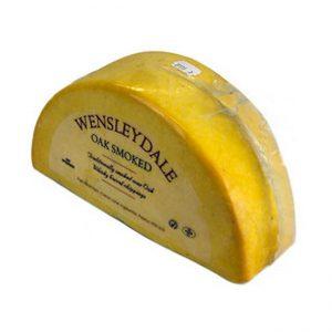 Wensleydale Oak Smoked