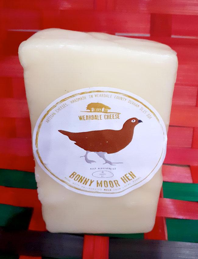 Weardale Bonny Moor Hen